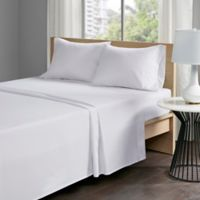 Sleep Philosophy COPPER TOUCH™ Copper-Infused California King Sheet Set in White