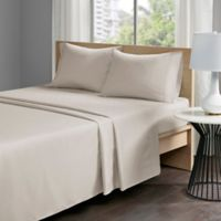 Sleep Philosophy COPPER TOUCH™ Copper-Infused California King Sheet Set in Tan