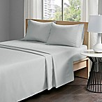 Sleep Philosophy COPPER TOUCH™ Copper-Infused Queen Sheet Set in Grey