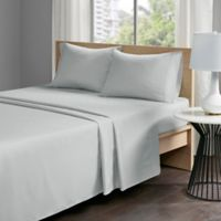 Sleep Philosophy COPPER TOUCH™ Copper-Infused California King Sheet Set in Grey