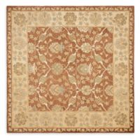 Safavieh Antiquity Danica 6; Square Handtufted Rug in Brown