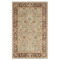 Safavieh Antiquity Brielle 4' x 6' Handcrafted Area Rug in Green