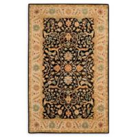 Safavieh Antiquity Lara 3' x 5' Hand Tufted Area Rug in Black