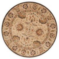 Safavieh Antiquity Farrah 6' Round Area Rug in Beige