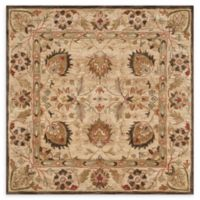 Safavieh Antiquity Farrah 6' Square Area Rug in Beige