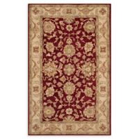 Safavieh Dina 4' x 6' Hand-Tufted Area Rug in Red