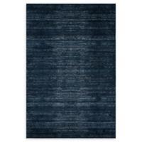 Jill Zarin Uptown 4' x 6' Area Rug in Navy/Blue