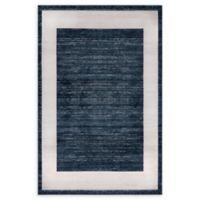 Jill Zarin Yorkville 4' x 6' Area Rug in Navy Blue