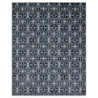 Jill Zarin Fifth Avenue 8' x 10' Area Rug in Navy Blue