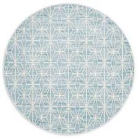 Jill Zarin™ Uptown Fifth Avenue 8' Round Area Rug in Blue