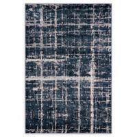Jill Zarin™ Uptown Lexington Ave 4' x 6' Area Rug in Navy/Blue
