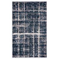 Jill Zarin™ Uptown Lexington Ave 5' x 8' Area Rug in Navy/Blue