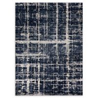 Jill Zarin™ Uptown Lexington Ave 8' x 10' Area Rug in Navy/Blue