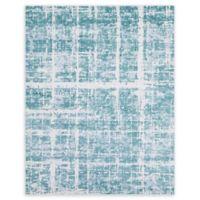 Jill Zarin™ Uptown Lexington Ave 8' x 10' Area Rug in Turquoise