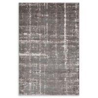 Jill Zarin™ Uptown Lexington Ave 4' x 6' Area Rug in Grey