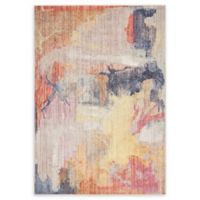 Jill Zarin™ Downtown East Village Multicolor 5' x 8' Area Rug