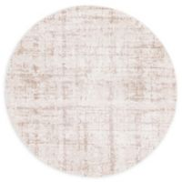 Jill Zarin™ Uptown Lexington Ave 8' Round Area Rug in Beige