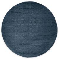 Jill Zarin™ Uptown Park Avenue 8' Round Area Rug in Navy/Blue
