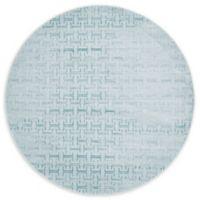 Jill Zarin™ Uptown Park Avenue 8' Round Area Rug in Blue