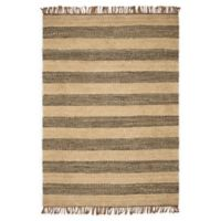 Hang Ten Hang Ten Rugs 5' X 7' Woven Area Rug in Natural