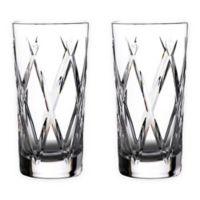 Waterford® Olann Gin Journeys Highball Glasses (Set of 2)
