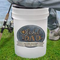 O' Fishal Dad 19 Qt. Bucket Cooler