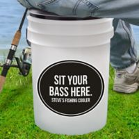 Write Your Own 19 Qt. Bucket Cooler