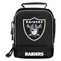 NFL Oakland Raiders Spark Lunch Kit in Black