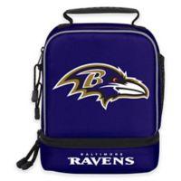 NFL Baltimore Ravens Spark Lunch Kit in Purple
