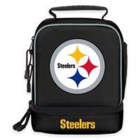 NFL Pttsburgh Steelers Spark Lunch Kit in Black
