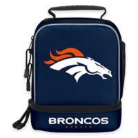 NFL Denver Broncos Spark Lunch Kit in Navy