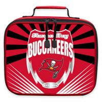 """The Northwest NFL Tampa Bay Buccaneers """"Lightning"""" Lunch Kit"""