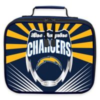 "The Northwest NFL Los Angeles Chargers ""Lightning"" Lunch Kit"