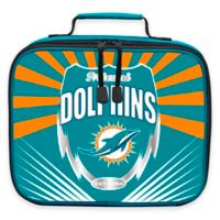 "The Northwest NFL Miami Dolphins ""Lightning"" Lunch Kit"