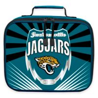 "The Northwest NFL Jacksonville Jaguars ""Lightning"" Lunch Kit"