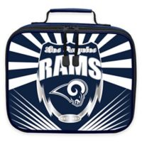 "The Northwest NFL Los Angeles Rams ""Lightning"" Lunch Kit"