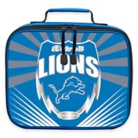 "The Northwest NFL Detroit Lions ""Lightning"" Lunch Kit"