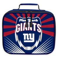 """The Northwest NFL New York Giants """"Lightning"""" Lunch Kit"""