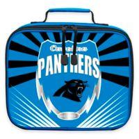 """The Northwest NFL Carolina Panthers """"Lightning"""" Lunch Kit"""