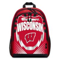 "The Northwest Wisconsin Badgers ""Lightning"" Backpack"