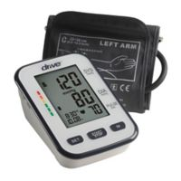 Drive Medical Deluxe Digital Blood Pressure Monitor