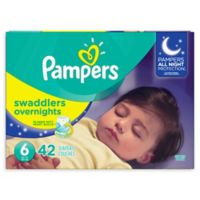 Pampers® Swaddlers™ 42-Count Size 6 Diapers