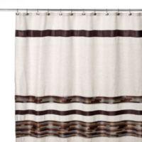 Dresden 70 Inch W X 72 L Fabric Shower Curtain