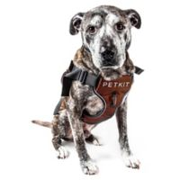 PETKIT Air Compression Large Dog Harness in Orange