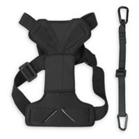 Pet Life X-Small Dog Car Harness in Black