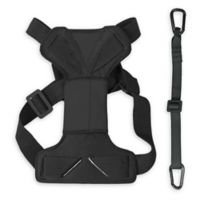 Pet Life Small Dog Car Harness in Black