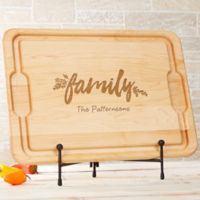 Cozy Home 12-Inch x 17-Inch Maple Cutting Board
