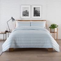 Pure Beech® Jersey Twin/Twin XL Comforter Set in Sky Blue