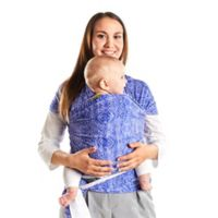 boba® Wrap Boho Baby Carrier in Indigo