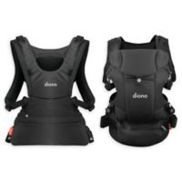 Diono™ Carus Essentials 3-in-1 Baby Carrier in Dark Grey
